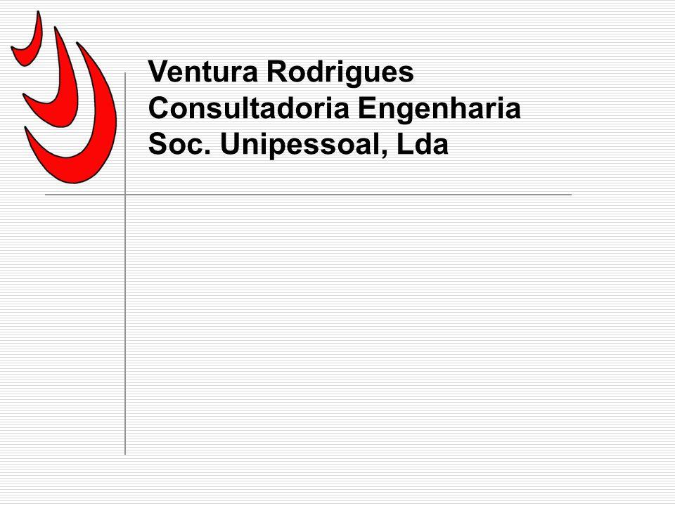 Ventura Rodrigues Consultadoria Engenharia Soc. Unipessoal, Lda Inicio