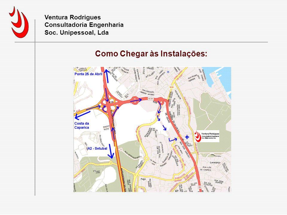 Ventura Rodrigues Consultadoria Engenharia Soc.