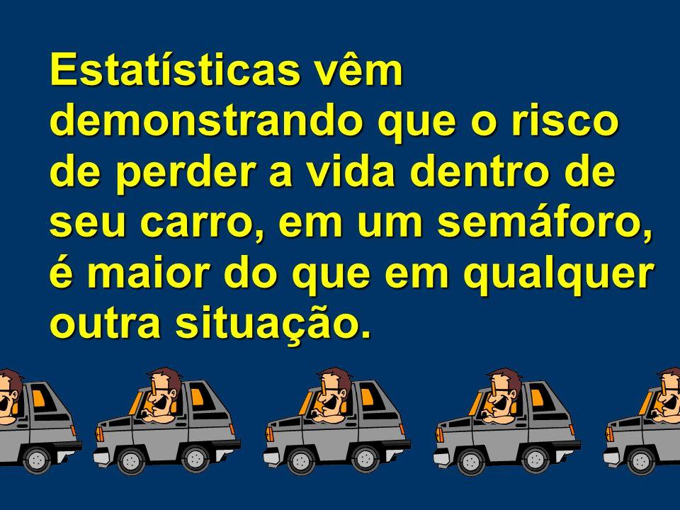 SEGURANÇA PESSOAL NO TRÂNSITO