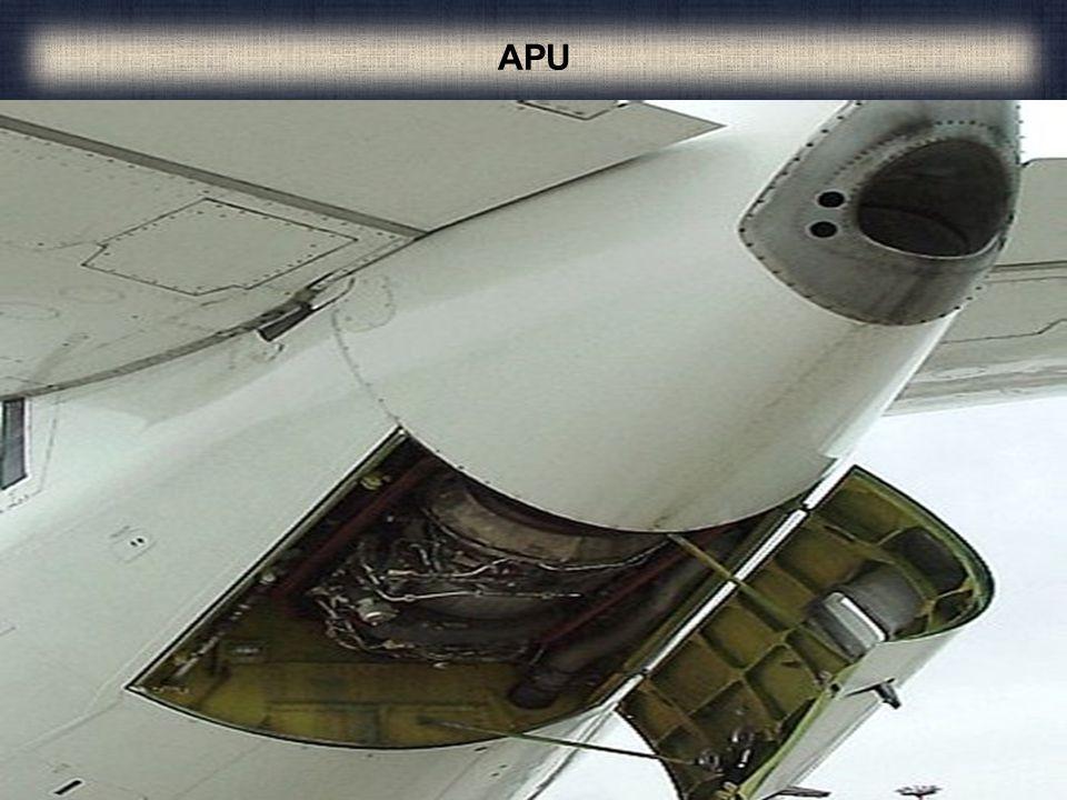 Auxiliary Power Unit é em sua essência, um motor a reação, constituído de uma seção fria, o compressor, e uma seção quente composta de um ou mais está