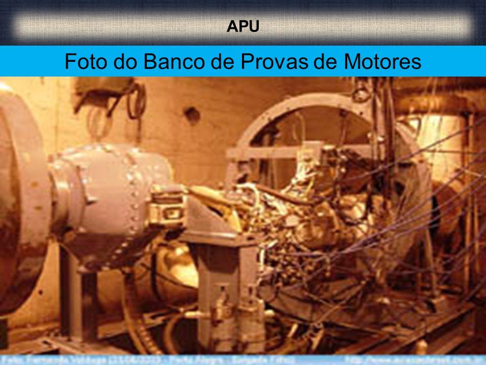 Este tipo de motor segue diversos planos de manutenção, preventivos, preditivos e corretivos, como citados a seguir: APU - Serviços de manutenção de r