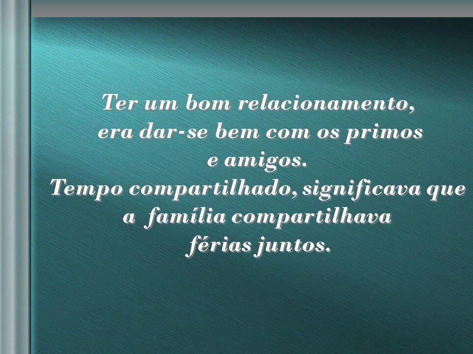 nilsonhussar@yahoo.com.br Acreditávamos que comida rápida era o que a gente comia quando estava com pressa.