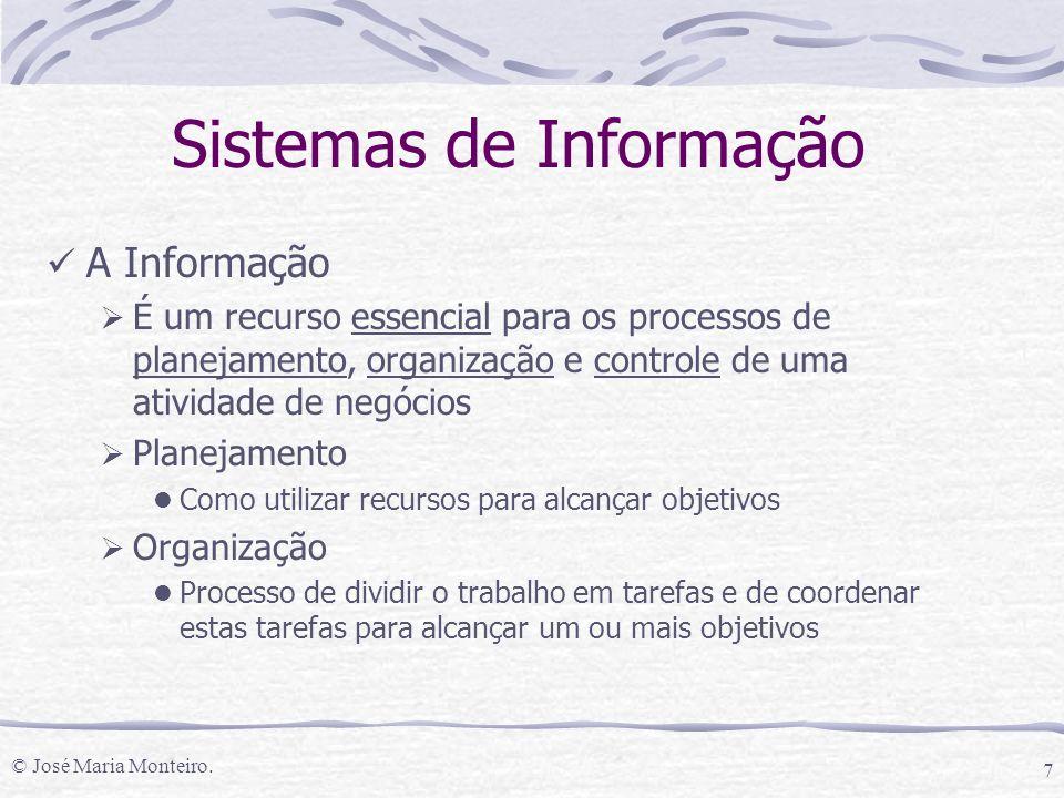 © José Maria Monteiro.48 Elementos Fundamentais da Eng.