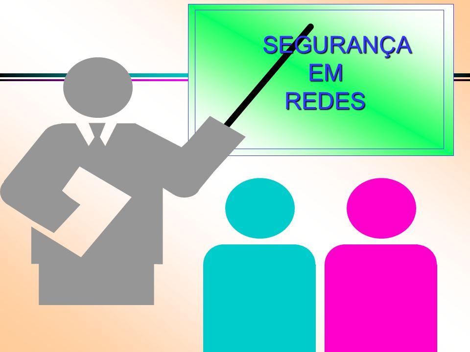 PROTEÇÃO DA REDE AMBIENTE FÍSICO .
