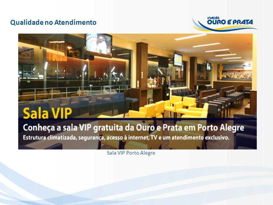 Sala VIP Porto Alegre Qualidade no Atendimento