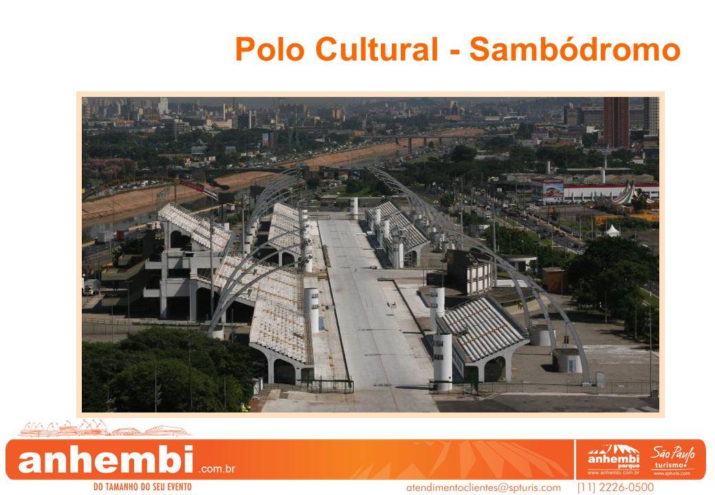 Polo Cultural - Sambódromo