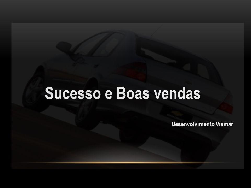 Sucesso e Boas vendas Desenvolvimento Viamar