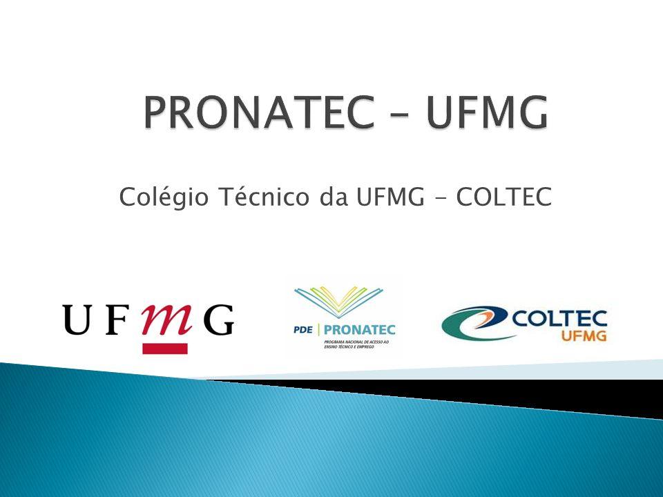 Colégio Técnico da UFMG - COLTEC