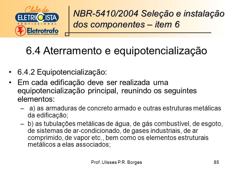 Prof.Ulisses P.R.