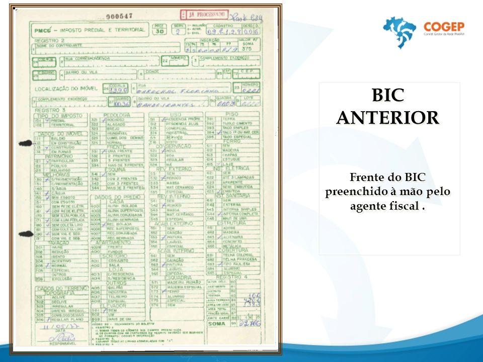 BIC ATUAL Modelo digital, desenho em CAD, desenho e BIC arquivados em meio digital.