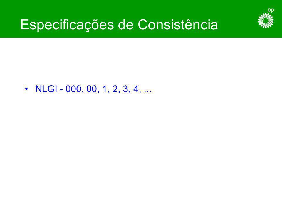 Especificações de Viscosidade ISO VG, 10, 15, 22, 32, 46, 68, 100, 150, 220, 320, 460, 680, 1000, 1500, 2200, 3200, 4600, 6800,... SAE 10(W),15(W) 20(