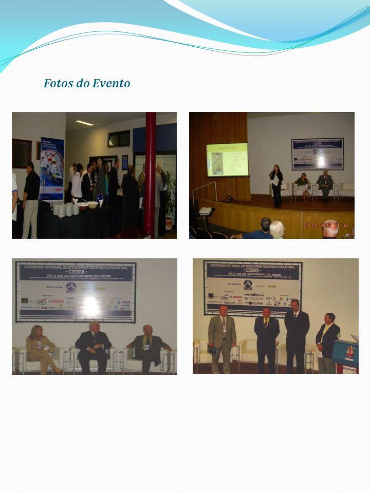 Fotos do Evento