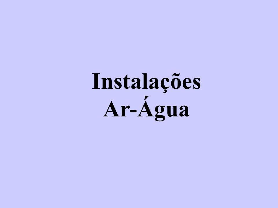 Instalações Ar-Água