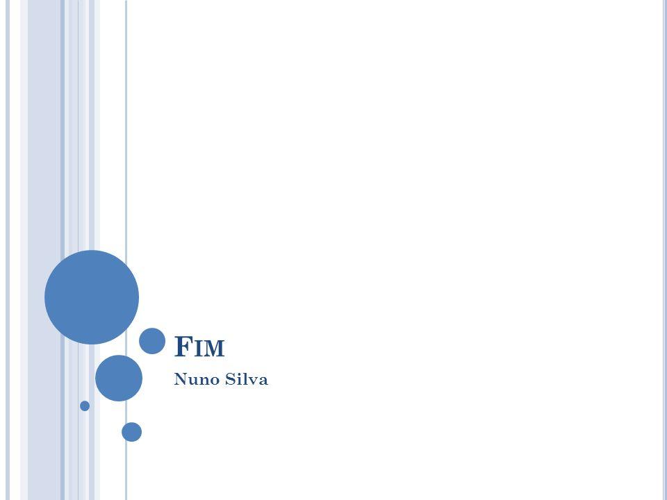F IM Nuno Silva
