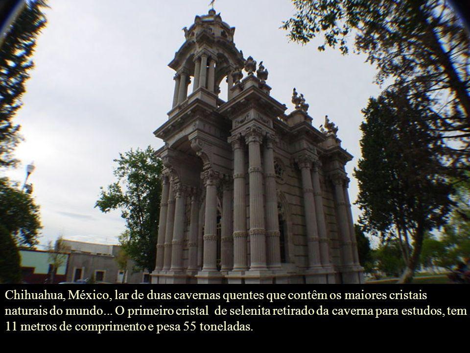 A cidade de Chihuahua é a capital do estado mexicano de Chihuahua, com uma população de aproximadamente 748.551. A atividade predominant é a indústria