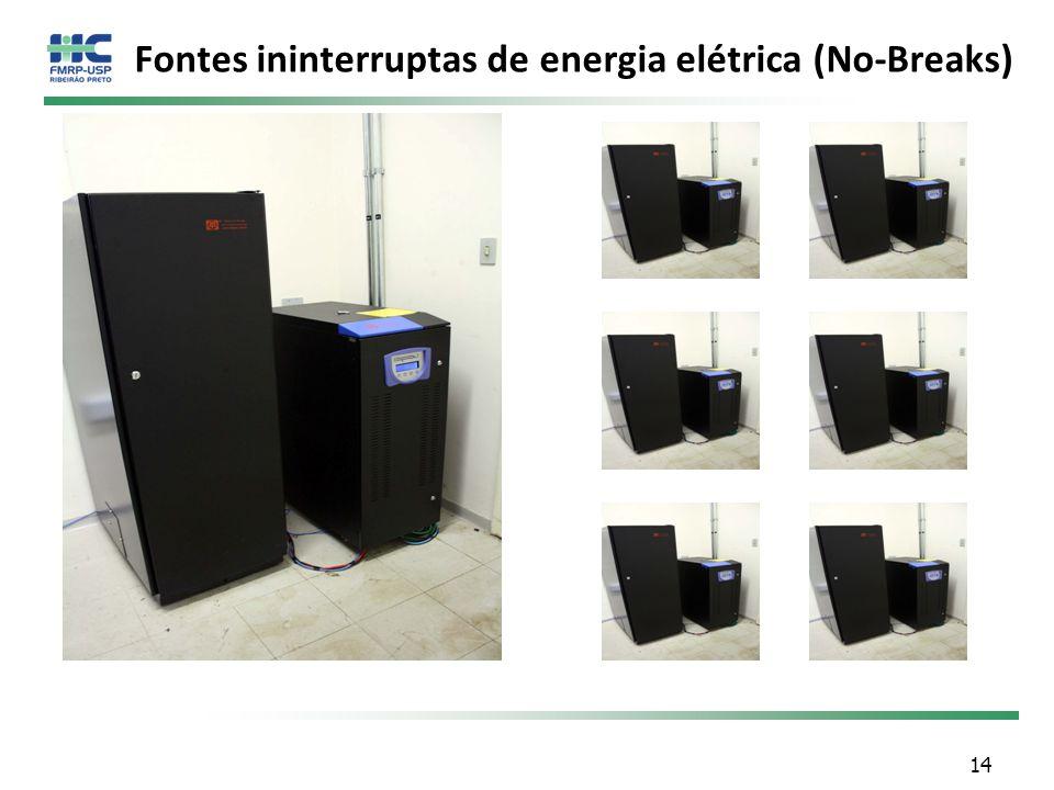 Fontes ininterruptas de energia elétrica (No-Breaks) 14