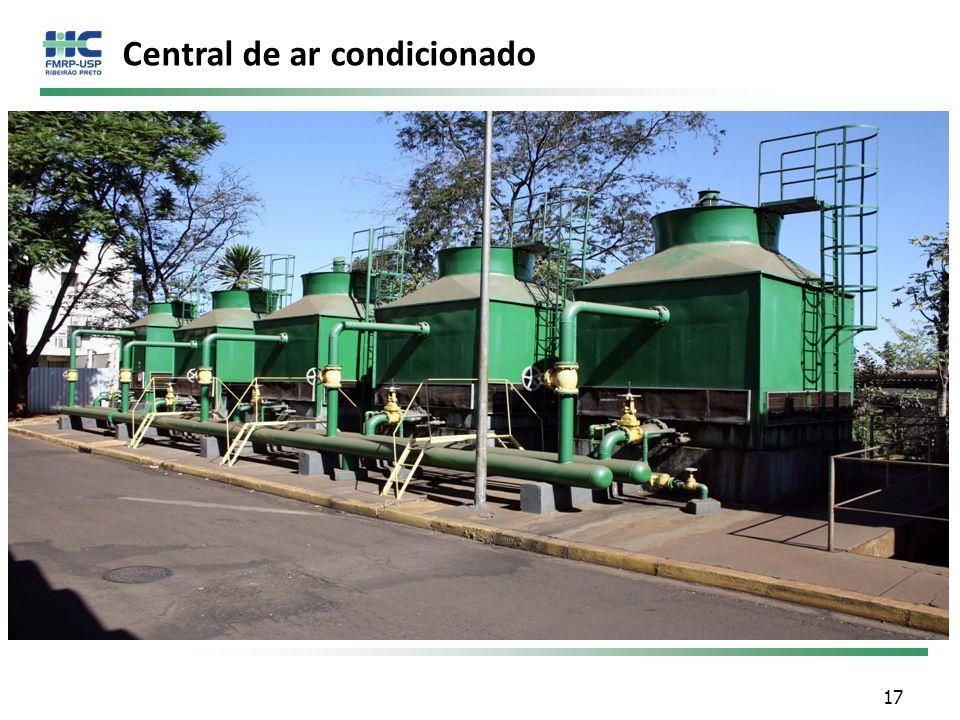 Central de ar condicionado 17