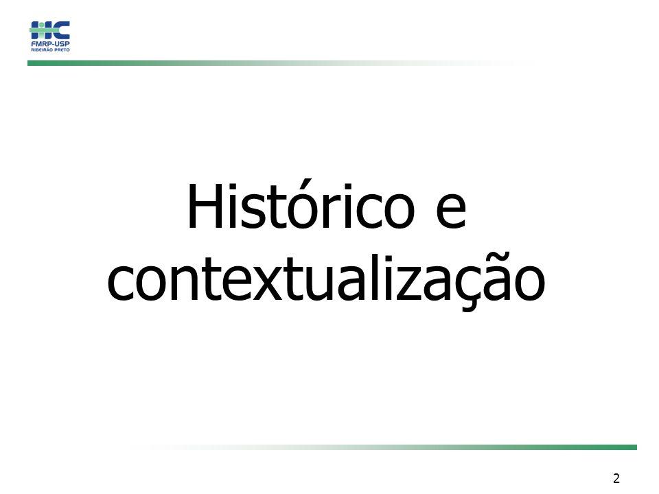 2 Histórico e contextualização