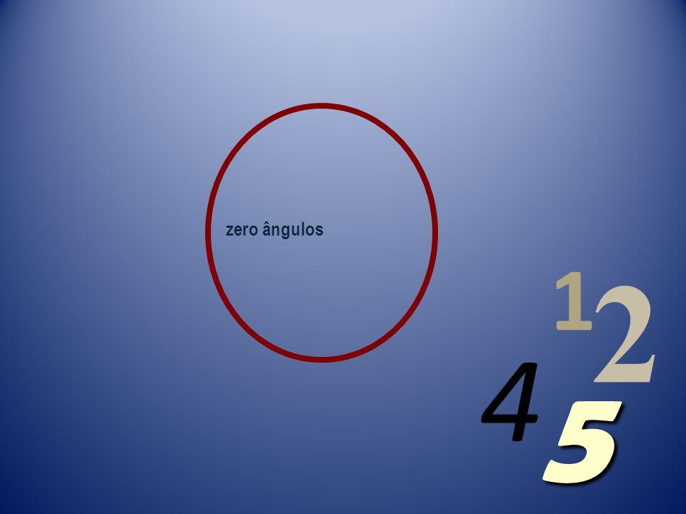 1 2 4 5 zero ângulos