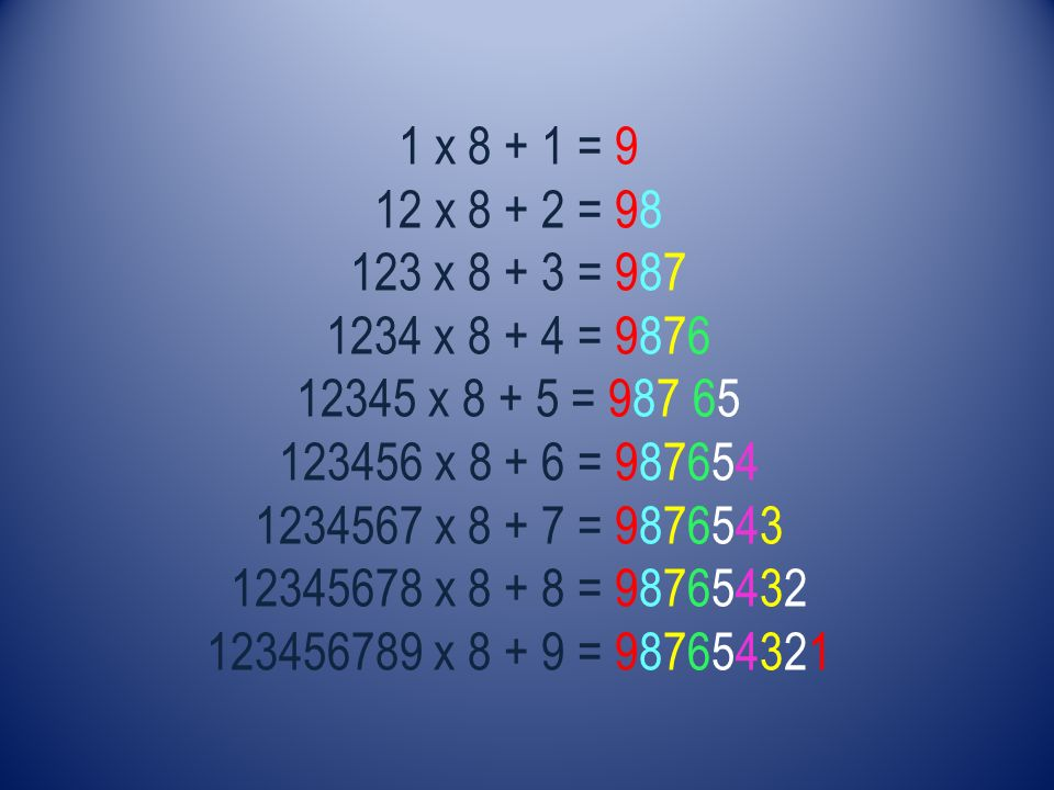 Durante a Idade Média e o Renascimento, poucas foram as pessoas que chegaram a conhecer a tabela de multiplicar para além da tabuada do 5.