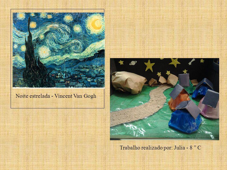 Os girassóis - Vincent Van Gogh Trabalho realizado por Gabriel, Leonardo Lorusso 8 °.