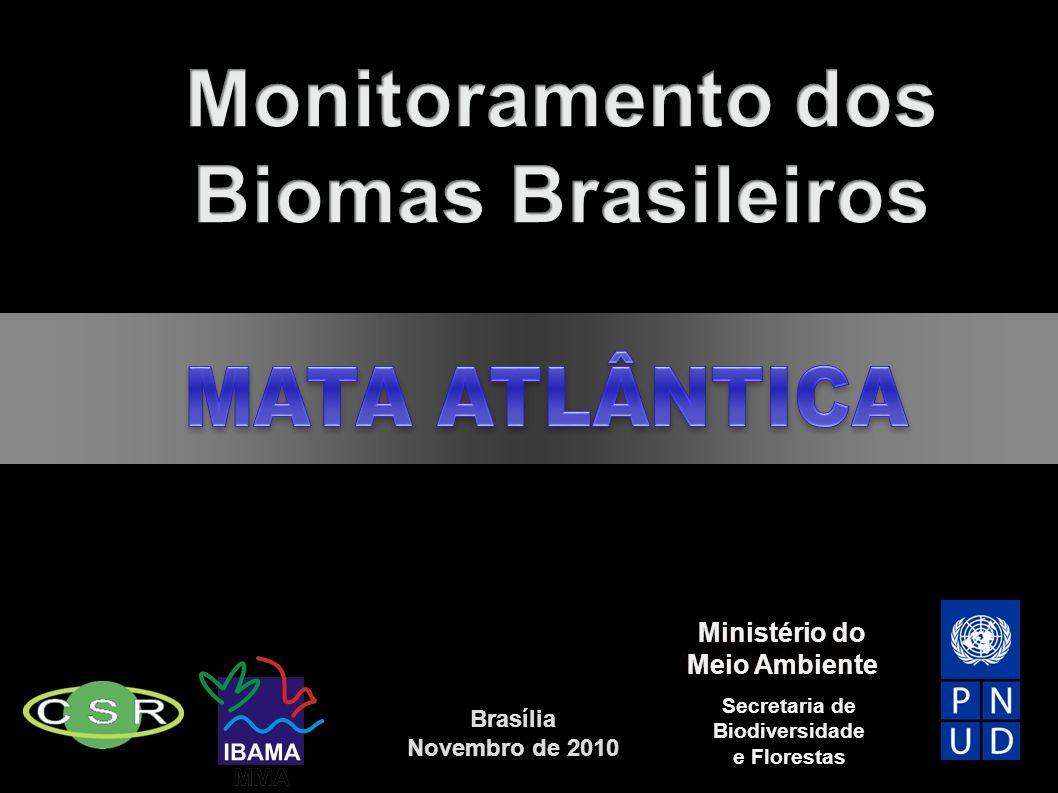 Brasília Novembro de 2010 Ministério do Meio Ambiente Secretaria de Biodiversidade e Florestas