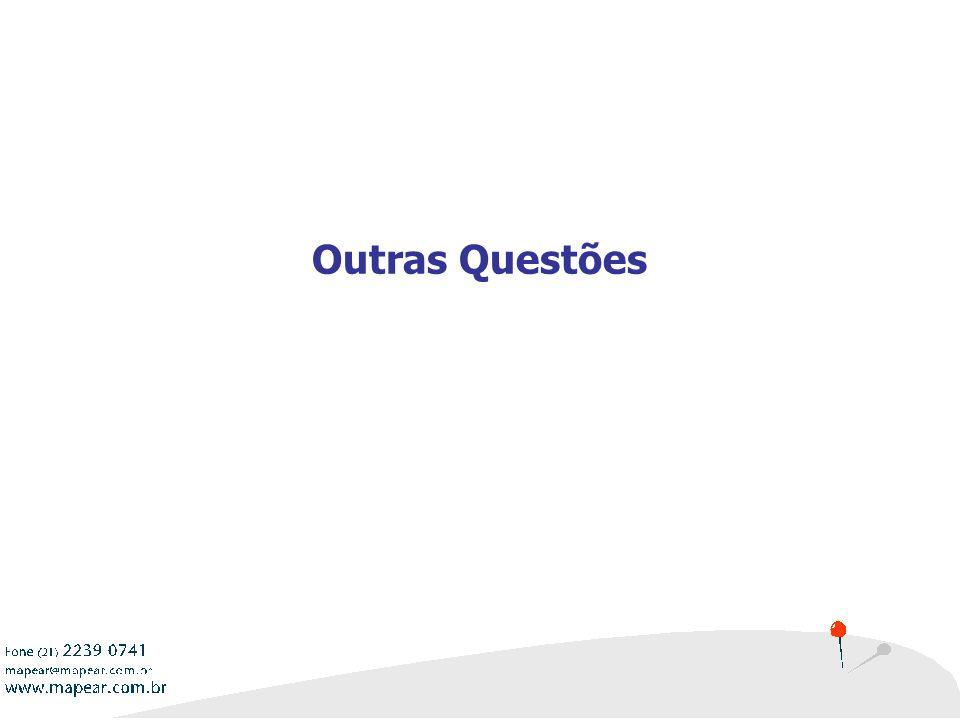 Outras Questões