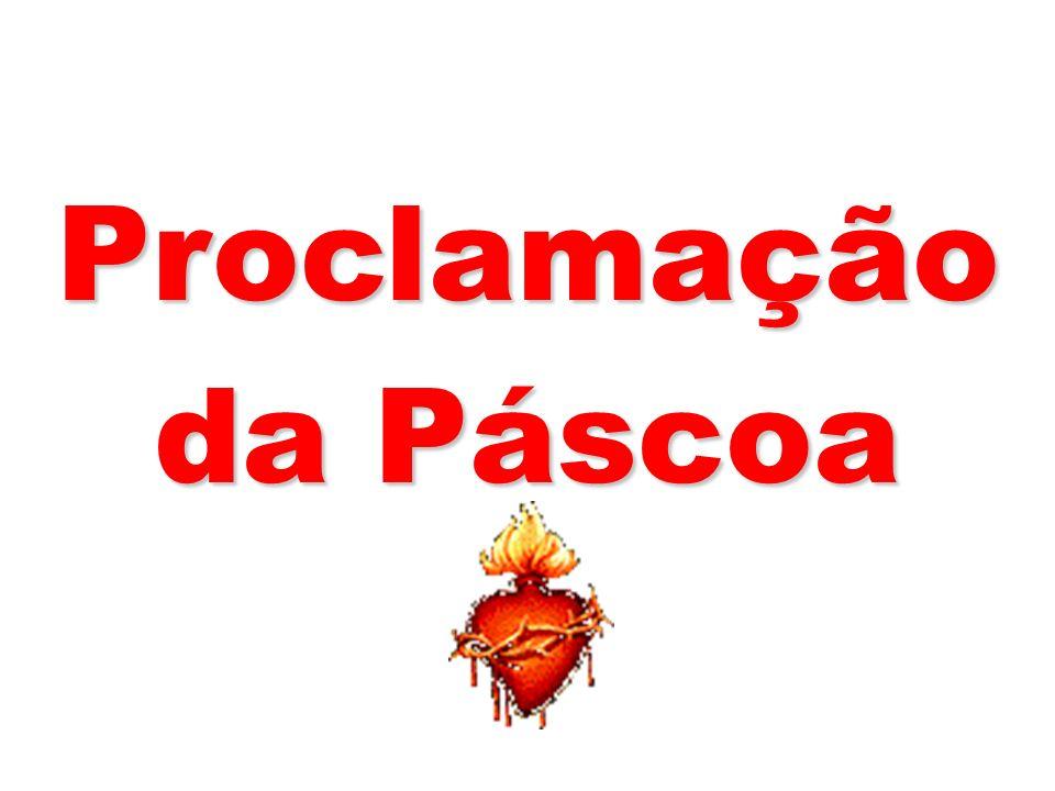 Proclamação da Páscoa