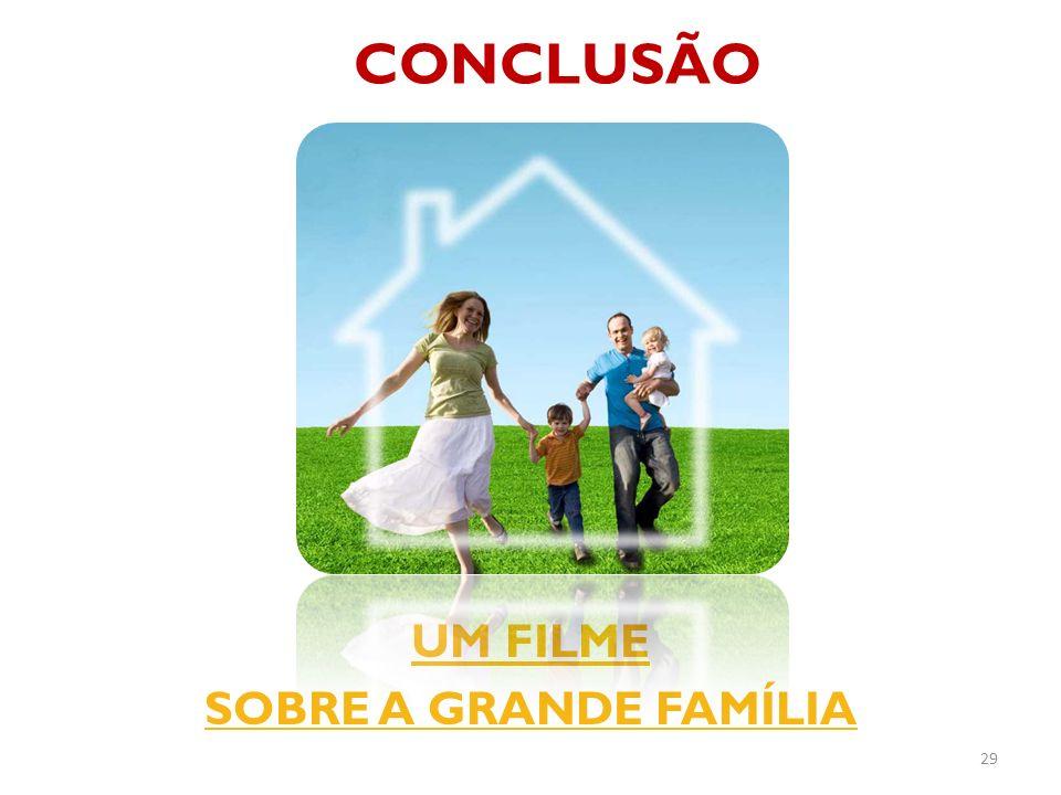 CONCLUSÃO UM FILME SOBRE A GRANDE FAMÍLIA 29