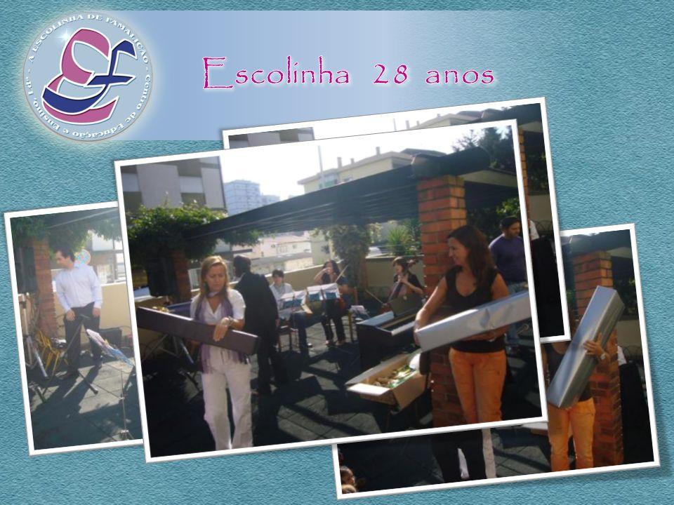 A Escola ArtEduca presenteou a Escolinha e os seus alunos com Instrumentos Musicais... Muito Obrigado!!!
