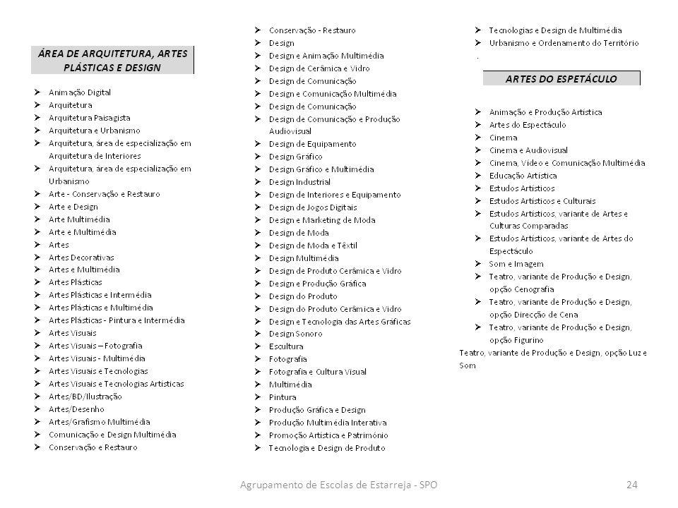 Agrupamento de Escolas de Estarreja - SPO24