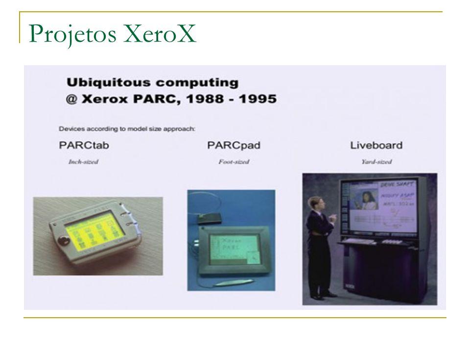 Projetos XeroX
