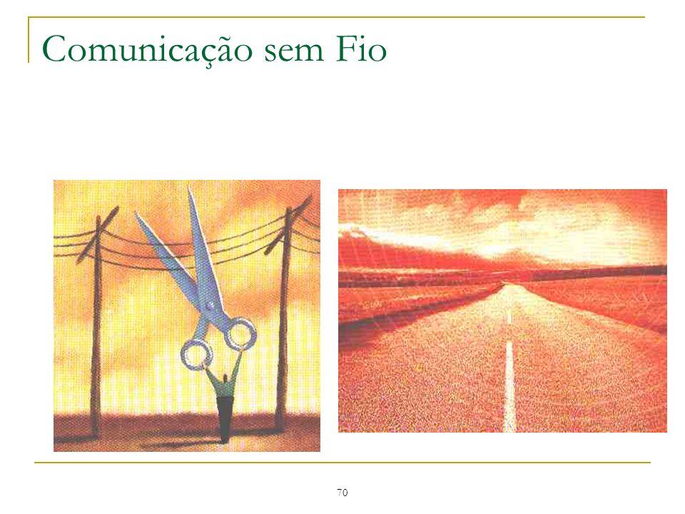70 Comunicação sem Fio