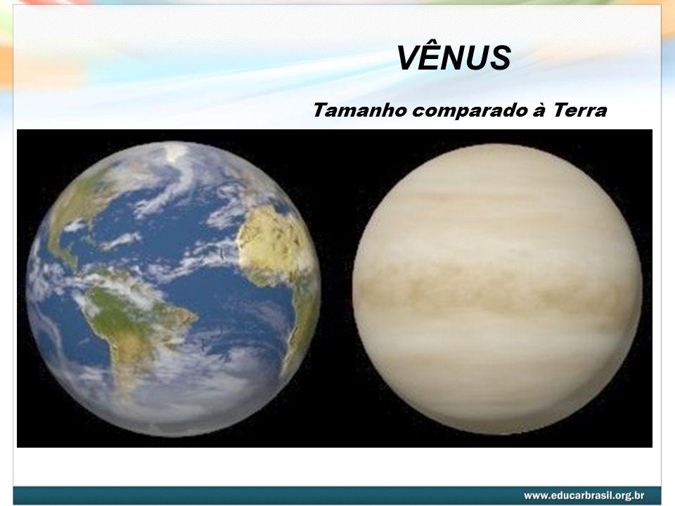 TERRA Rotação (dia): 23,9345 Diâmetro: (km): 12.756 Temperatura max: 58°C Temperatura min: -88°C Translação (ano): 365,256 Luas: 1