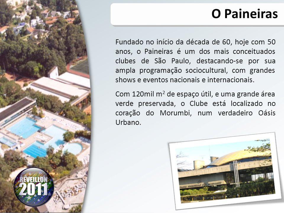 O Paineiras Fundado no início da década de 60, hoje com 50 anos, o Paineiras é um dos mais conceituados clubes de São Paulo, destacando-se por sua amp