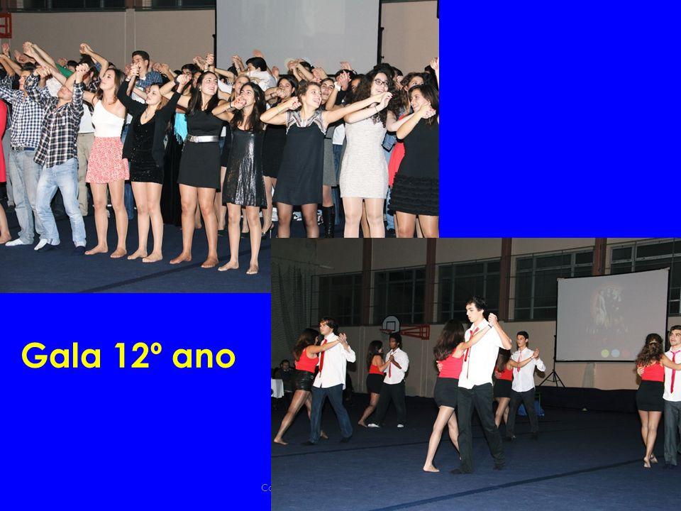 Coordenação do Ensino Secundário Gala 12º ano