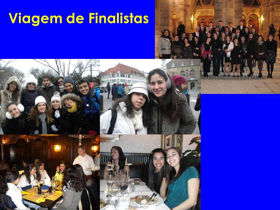Coordenação do Ensino Secundário Viagem de Finalistas