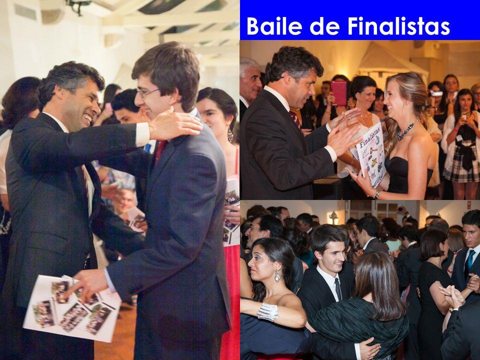 Coordenação do Ensino Secundário Baile de Finalistas