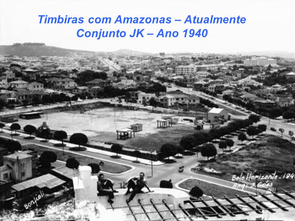 Rua da Bahia Ano 1948