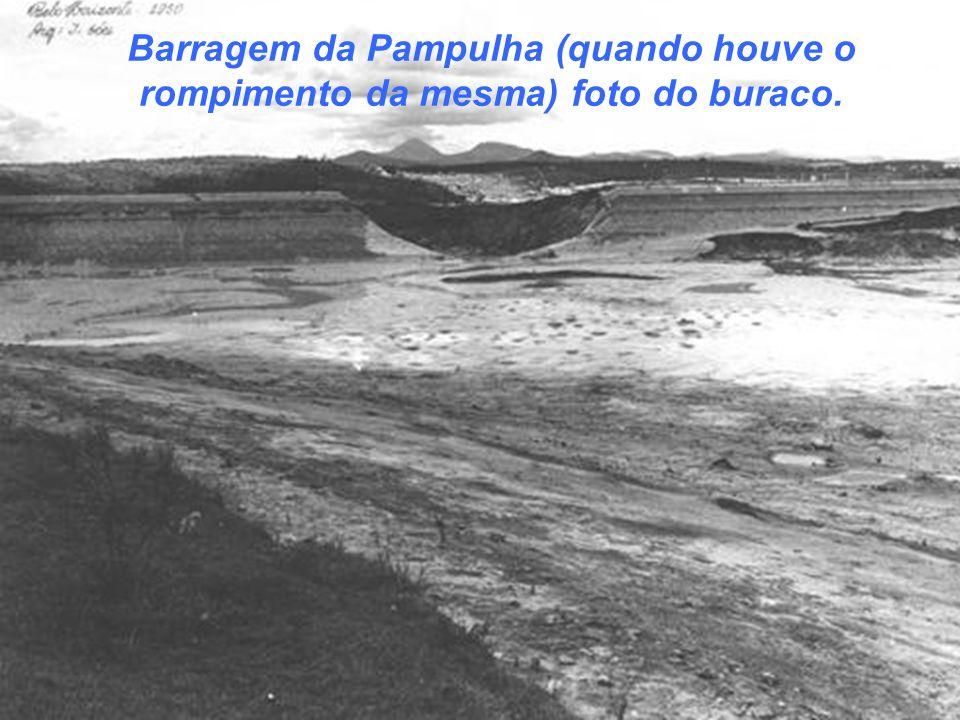 Barragem da Pampulha – Ano 1940
