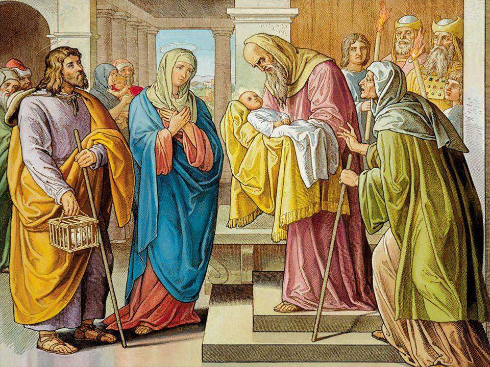 Na 1ª Leitura, Malaquias apresenta o mensageiro da Aliança, que entra no templo para estabelecer um pacto renovador e oferecer a oferenda devida.