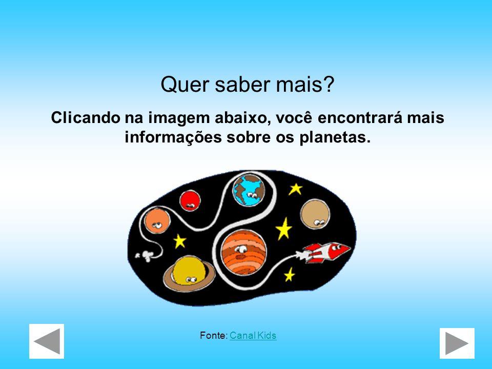 Fonte: Canal KidsCanal Kids Quer saber mais.