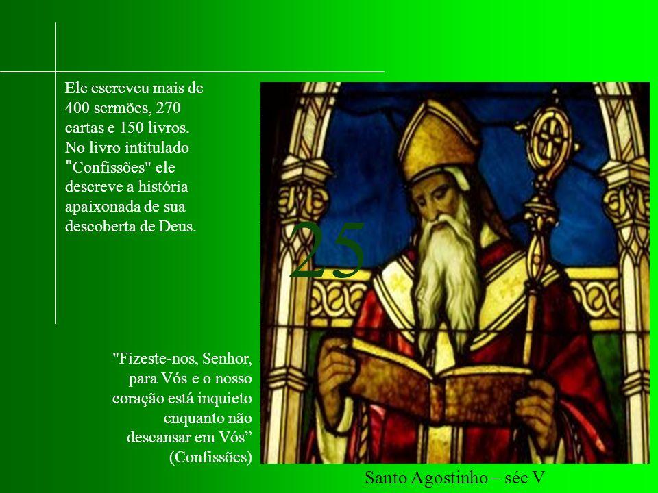 Ambrósio disse ao Imperador: já que imitasse a Davi no pecado imita-o na penitência também. Sua irmã mais velha, que no palácio paterno levava vida mo
