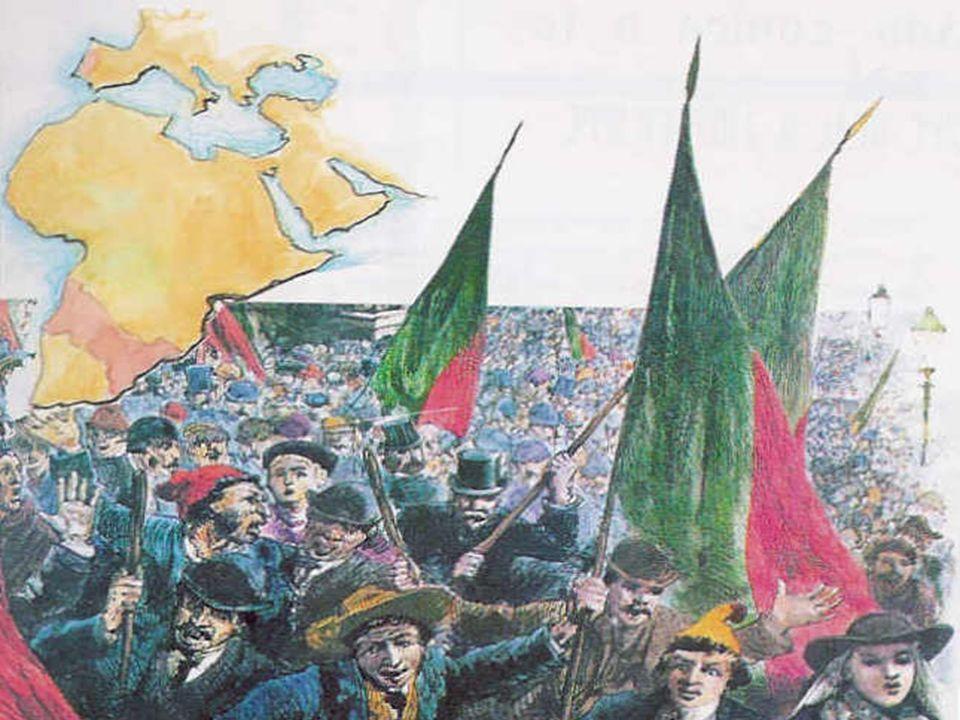 Da Queda da Monarquia ao Fim da 1º República Em 1876, formou-se o Partido Republicano Português, que pretendia substituir a Monarquia pela República.