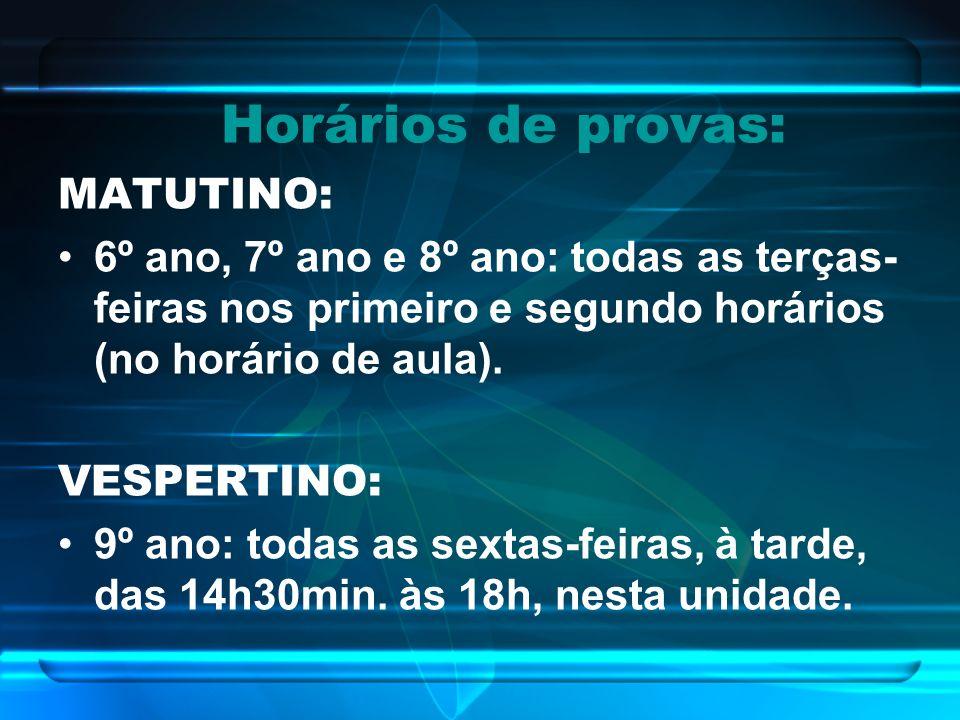 TAREFAS DE CASA: Caderno de exercícios bimestral Atividades semanais OBJETIVO: FORMAR O HÁBITO DE ESTUDO, DIÁRIO, EM CASA.