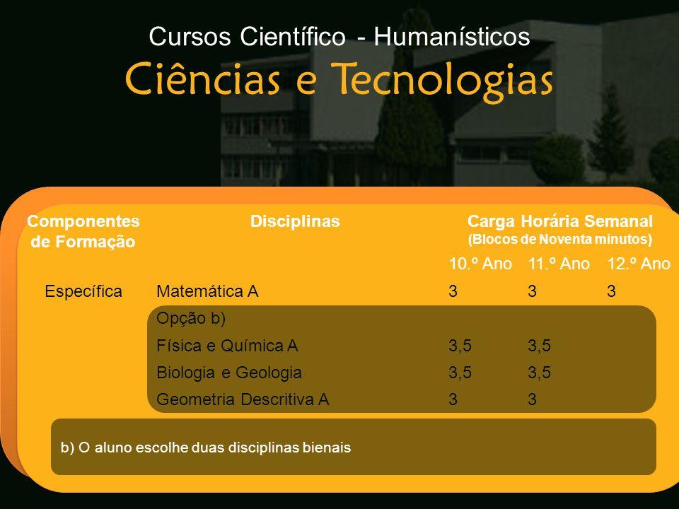 Cursos Leccionados pela ESA Escola Secundária de Arganil Cursos Científico – Humanísticos de Educação e Formação (CEF) Profissionais Cursos Científico – Humanísticos de Educação e Formação (CEF) Profissionais