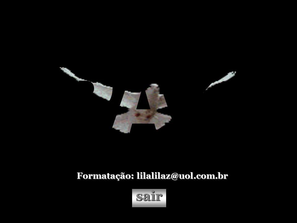 Formatação: lilalilaz@uol.com.br sair