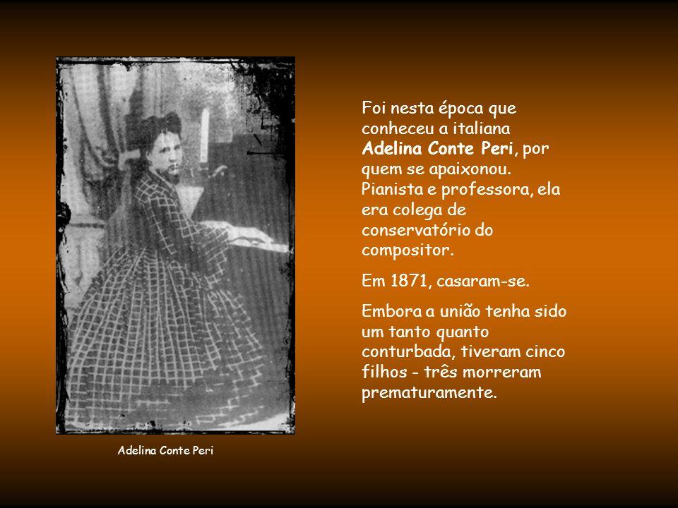 Anos depois, em 1870, Carlos Gomes iniciou-se a brilhante carreira do compositor, ao apresentar, no Teatro Alla Scalla da cidade italiana, a ópera O Guarani, baseada no romance homônimo de José de Alencar.