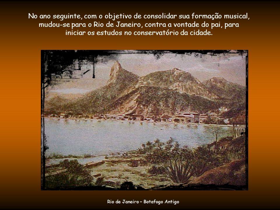 Ao chegar na capital paulista, ficou amigo dos estudantes da Faculdade de Direito do Largo São Francisco.