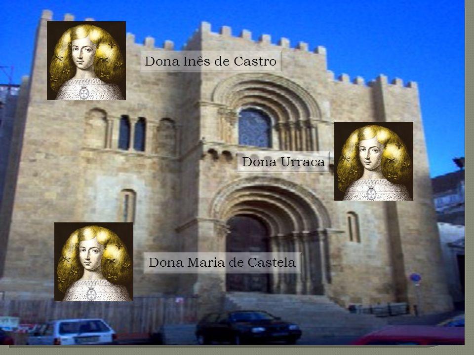 Espaço: Sé Velha de Coimbra R: Dona Inês de Castro.(imagem da mulher) O próximo local começa pela primeira letra do último nome. É local sagrado, proc